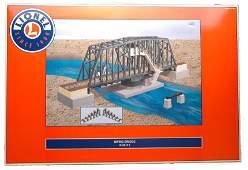 399 Lionel 24111 Swing Bridge LIKE NEW Boxed