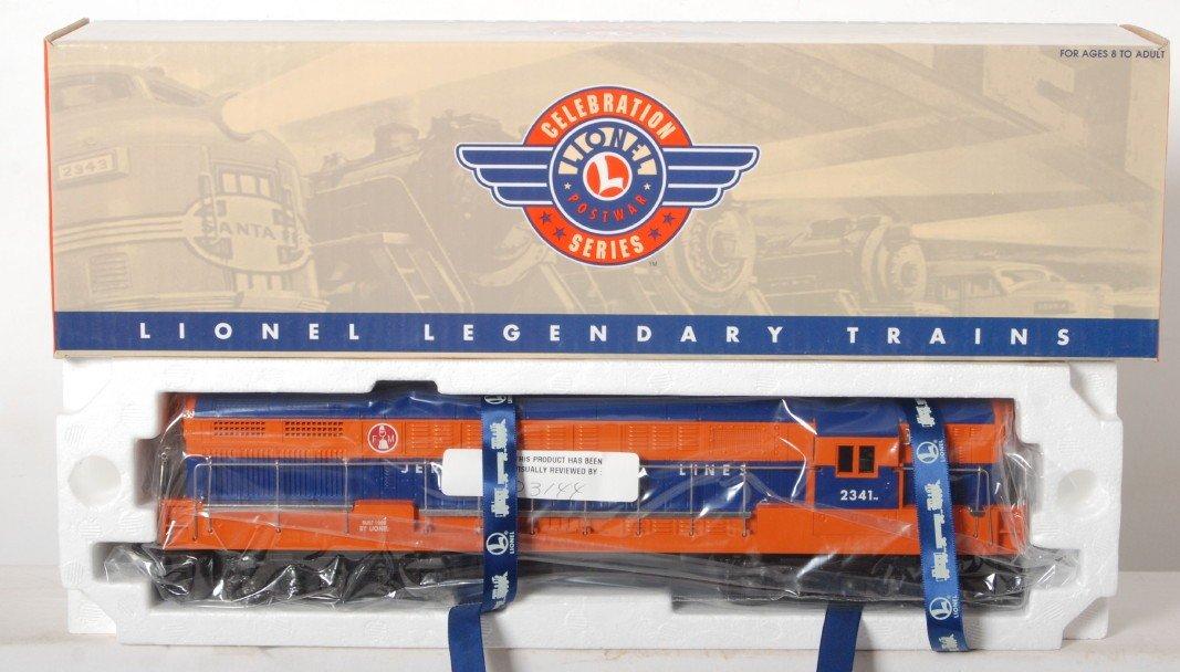15: Lionel PWC Jersey Central 18321 FM Trainmaster