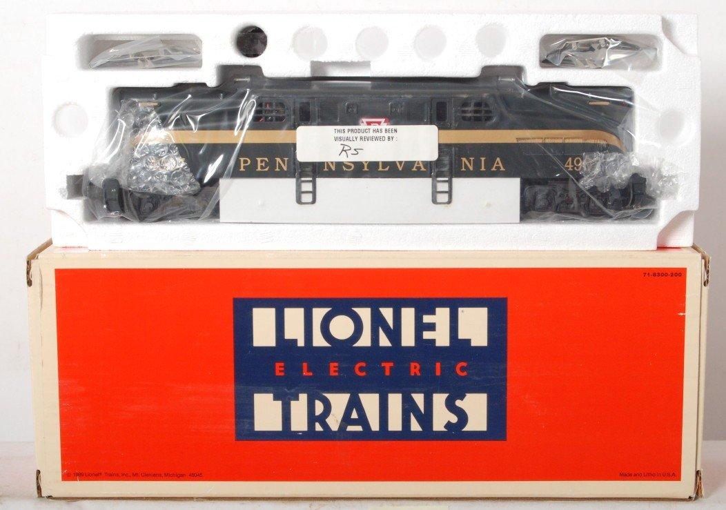 17: Lionel 18313 Pennsylvania GG1 with TMCC
