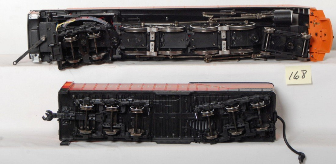 168: Railking one gauge Southern Pacific Daylight GS4 - 3