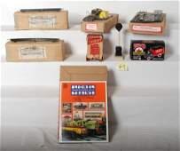 611: Prewar and postwar O gauge American Flyer, Lionel,