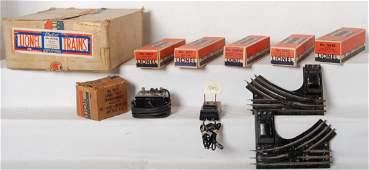 1046 Prewar Lionel No 1075W freight outfit boxes