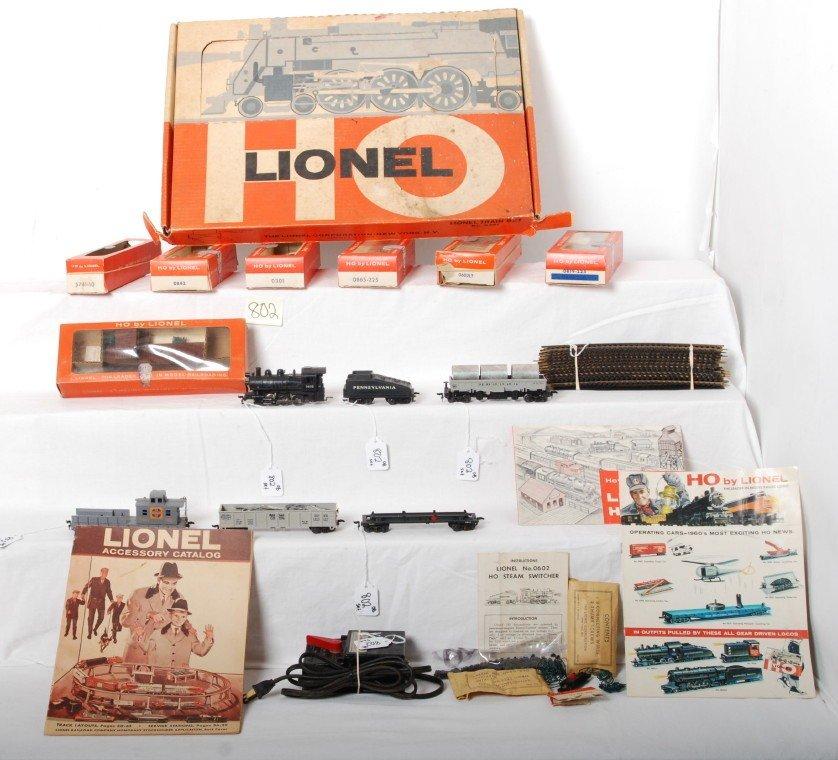 802: Boxed Lionel 5741 Pennsylvania steam switcher frei