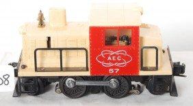 808: Lionel No. 57 A.E.C. industrial diesel switcher