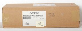 Lionel 19850 Animated Lion Car With Car Sounds
