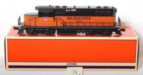 Lionel 18574 Milwaukee Road GP20 With TMCC