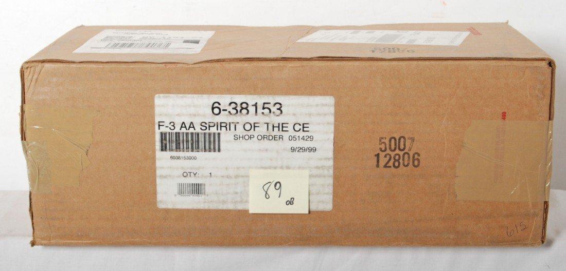 89: Lionel Spirit of the Century F3 A-A TMCC