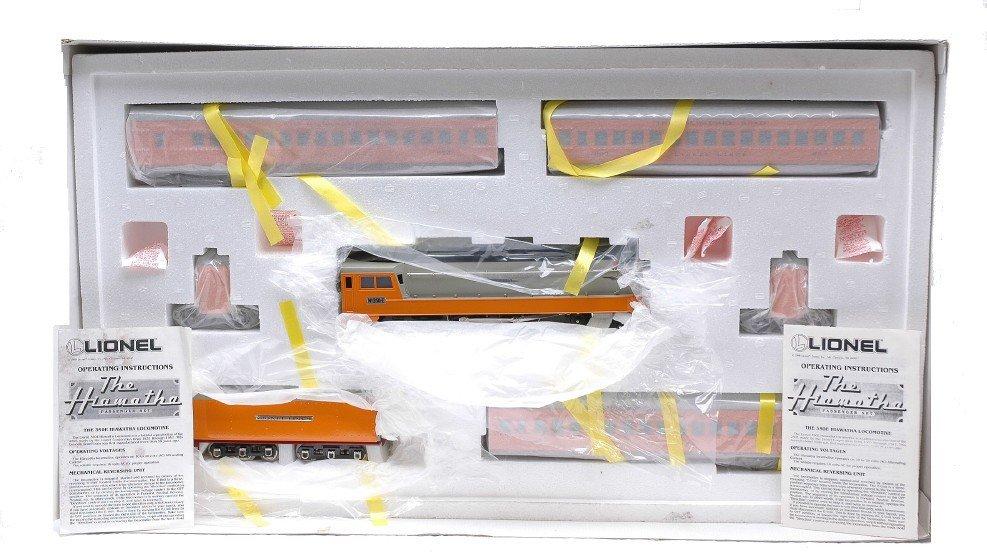 366: Lionel 51000 Repro Prewar Hiawatha Pass Set MIB