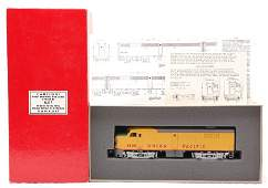 727: Weaver Hi-Rail FA-2 6540 UP A Diesel Unit LN OB