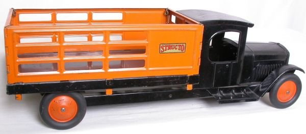2: Structo stake bed truck