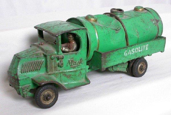 10: Arcade Mack Tank Truck