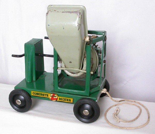 20: Buddy L Concrete Mixer