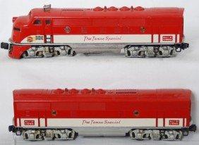 Lionel 2245 MKT The Texas Special F3 Diesel Locomo