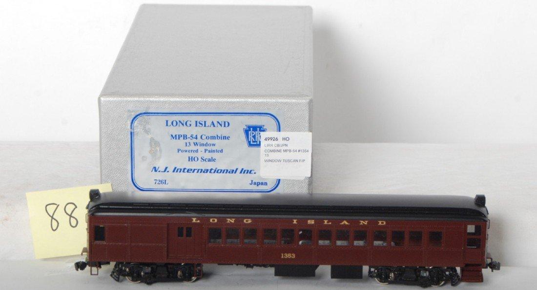 882: NJ International brass Pennsylvania MPB-54 combine