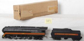 Lionel 746 Norfolk And Western J Class Loco And Te