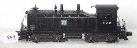 Lionel 622 A.T.S.F. NW-2 Diesel Switcher Locomotiv