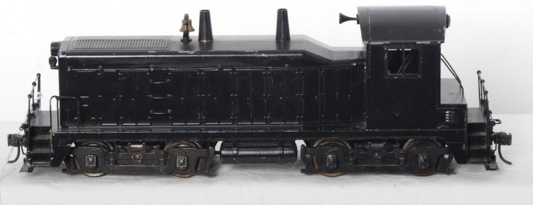 904: All Nation O scale NW-2 switcher