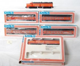 American Flyer Southern Pacific Passenger Set 8150