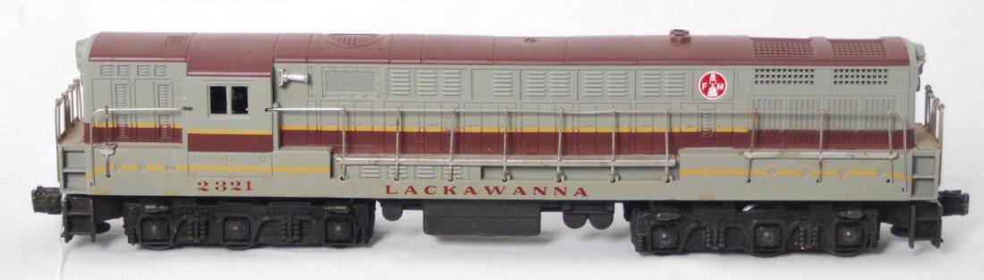 181: Lionel 2321 Lackawanna FM Trainmaster diesel loco