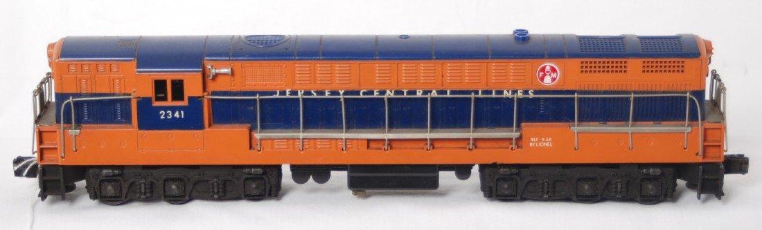 183: Lionel 2341 Jersey Central FM Trainmaster diesel l