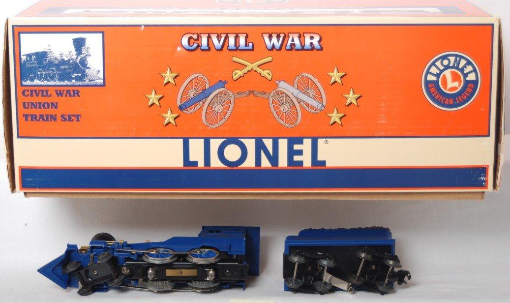 274: Lionel 21900 Union Civil War Train Set - 2
