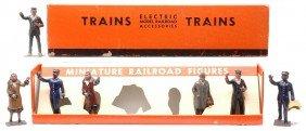 Lionel 550 Miniature Railroad Figures Set