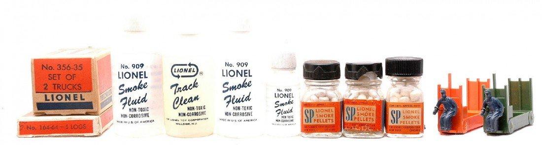 225: Lionel 164-64 356-35 OBs Smoke Pellets 909 Fluid