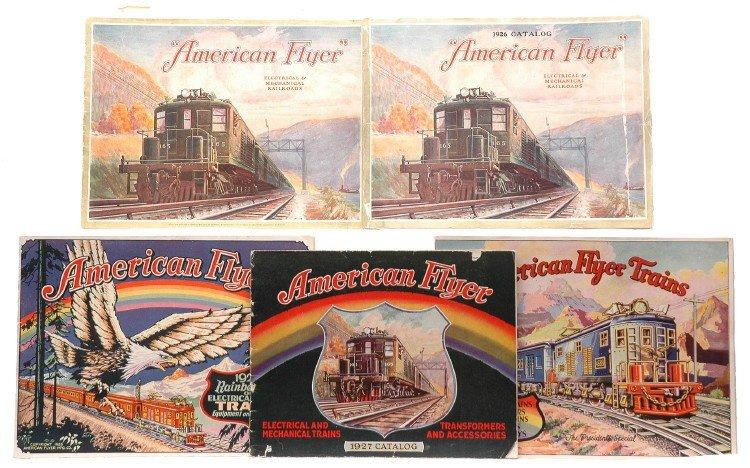 240: AF Consumer Catalogs 1925 1926 1927 1928 1929