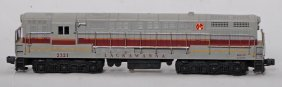 807: Lionel 2321 Lackawanna Train master diesel loco