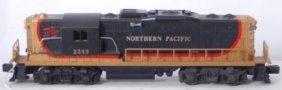 Lionel 2349 Northern Pacific GP-9 Diesel Locomotiv