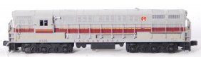 813: Lionel 2321 Lackawanna FM Train master diesel