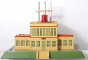 818: Lionel prewar No. 840 Power Station accessory