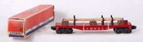 Lionel 6264 Lumber Car In Separate Sale OB
