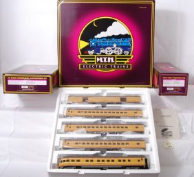 824: MTH City of Santa Fe Francisco passenger set