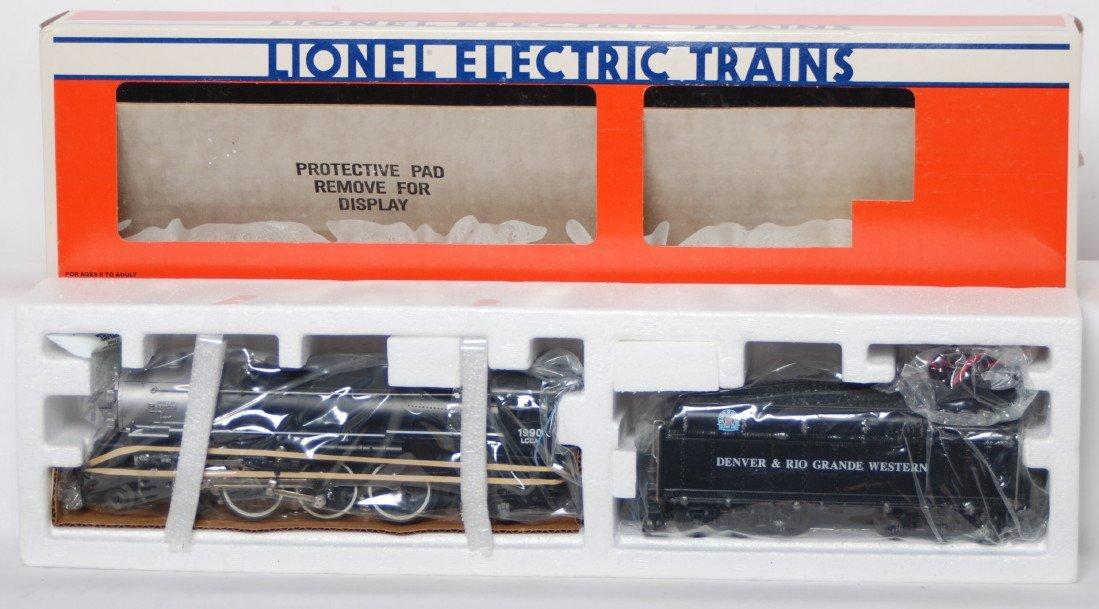 19: Lionel 18090 LCCA Rio Grande loco