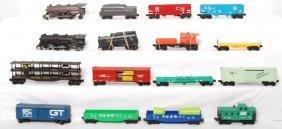 Lionel Modern O Gauge Steam, Freight, 8141, 9735