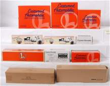 317 Lionel Eastwood and TMT diecast cars