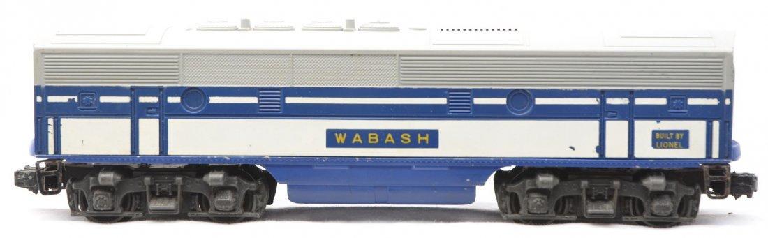 55: Lionel Postwar Wabash F3 B Unit