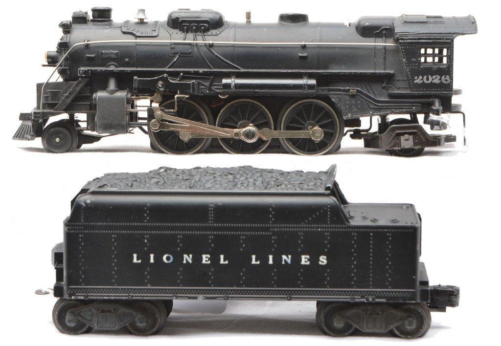 73: Lionel 2026 Steam Loco & 6466W Tender