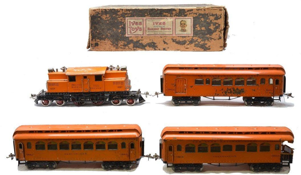 480: Ives Orange Pass Set 704 3243 187-1 188-1 189-1