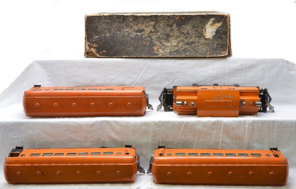 480: Ives Orange Pass Set 704 3243 187-1 188-1 189-1 - 3