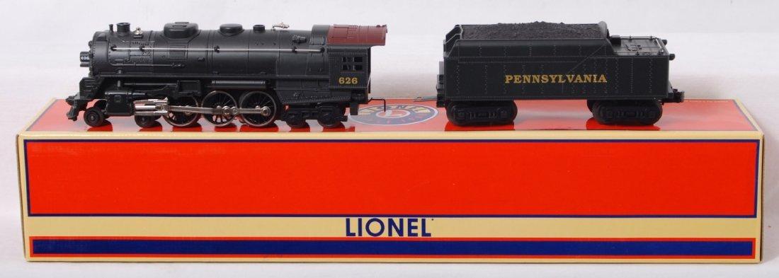 13: Lionel 28626 Pennsylvania Hudson Jr.