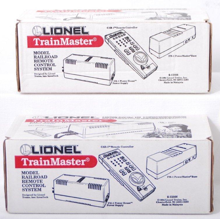 22: 2 Lionel 12855 PH-1 140 watt Powerhouses