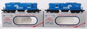 Williams Conrail GP-9 Pair