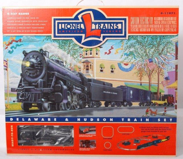 79: Lionel 11971 Delaware and Hudson set