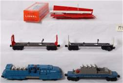 195 Lionel 44 6544 6448 and 6470