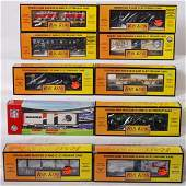 372 10 Rail king cars Cubs Bears Southern Pacific P