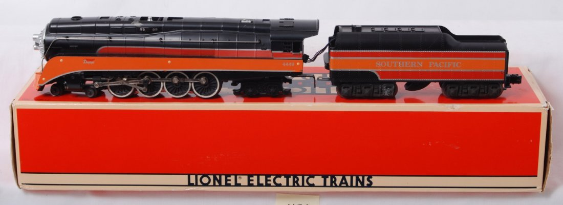 458: Lionel 18007 Southern Pacific Daylight GS-2