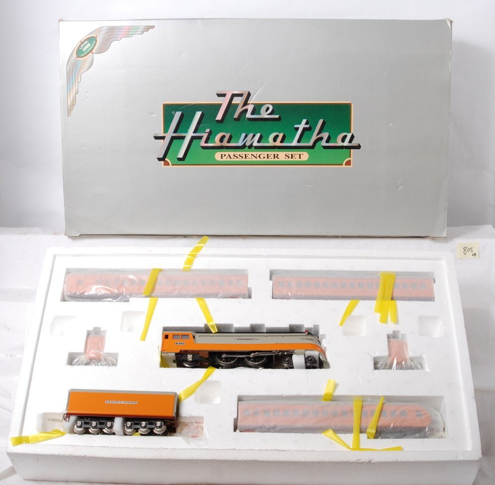 805: Lionel 51000 The Hiawatha passenger set