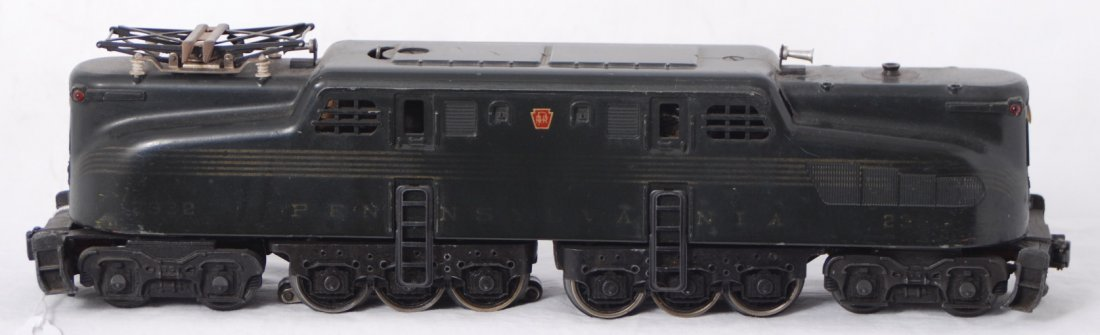 813: Lionel 2332 Pennsylvania GG-1 electric locomotive